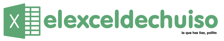 El Excel de Chuiso – Cómo crear nichos online